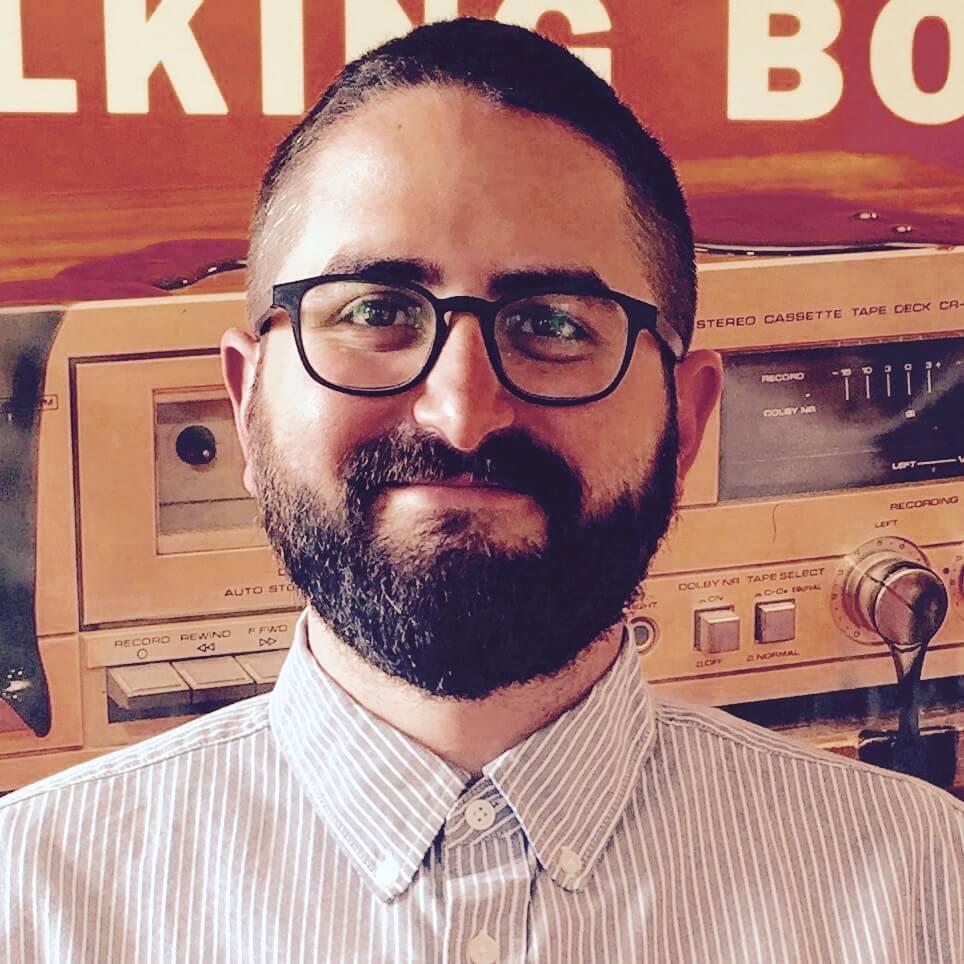 Ben Matchar Talking Book CEO